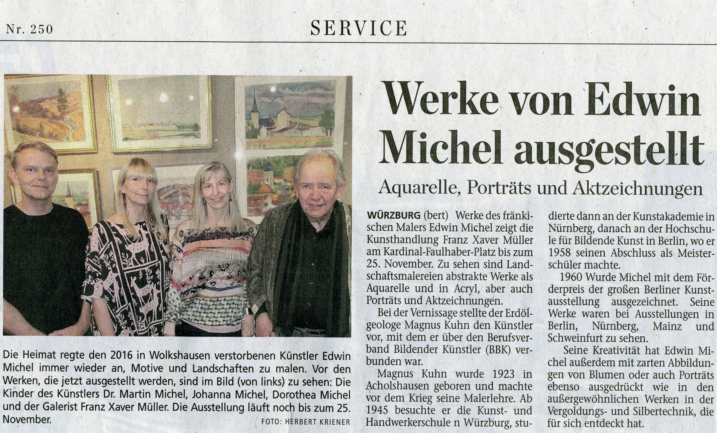 Magnus Kuhn Presse Berichte zu Austellungen und Performances