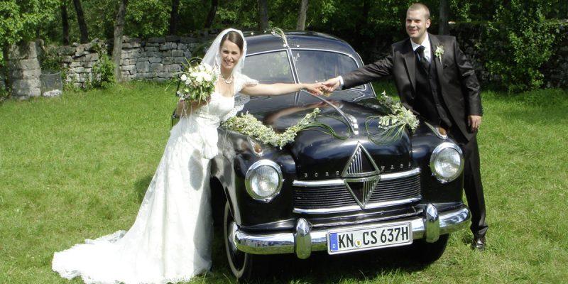 Magnus Kuhn Hochzeitsfahrten mit Oldtimer in Würzburg und Deutschlandweit