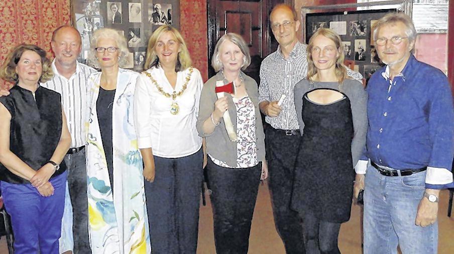 Magnus Kuhn Presse KünstlergruppeTransform in Sligo